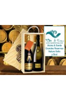 Cava Gran Reserva Nature Sello & Brut