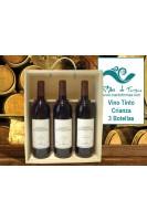 Rioja 3 Botellas Tinto Crianza
